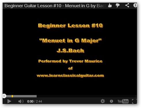 Beginner Guitar 10