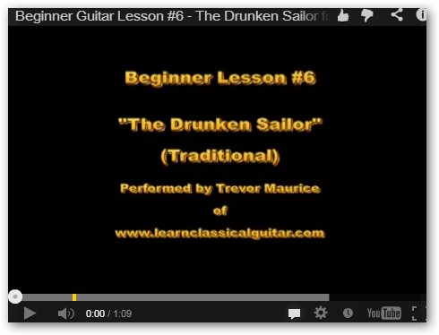 Beginner Guitar 6