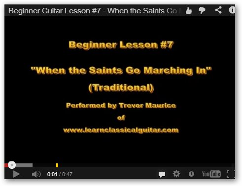 Beginner Guitar 7