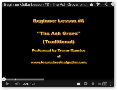 Beginner Guitar 8