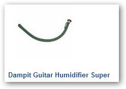 How to - Humidify your guitar...