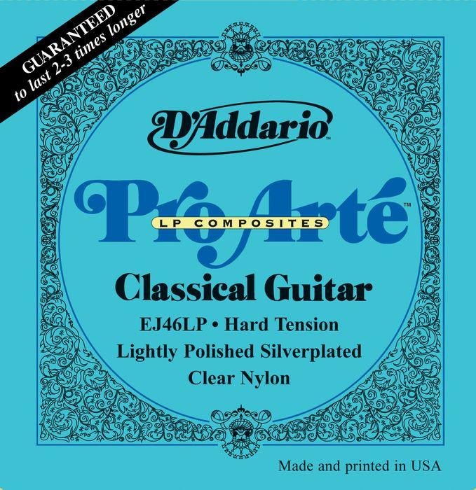D'Addario EJ46LP ProArt LP Comp Hard Classical Strings