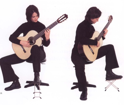 How To - Hold A Guitar...